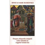 Sfinti si mari duhovnici despre chipurile risipirii celor mandri in cugetul inimii lor