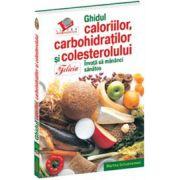 Ghidul caloriilor, carbohidraţilor şi colesterolului