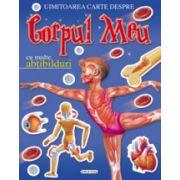 Uimitoarea carte despre corpul meu