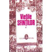 Vietile sfintilor. 7 volume
