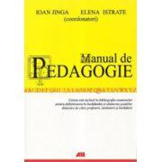 Manual de pedagogie
