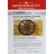 Agenda Medicala 2011. Editia de buzunar