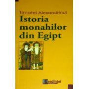 Istoria monahilor din Egipt