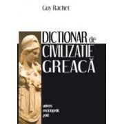 Dictionar de civilizatie greaca