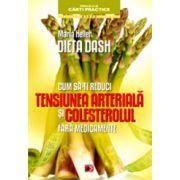 Dieta DASH. Cum sa-ti reduci tensiunea arteriala si colesterolul fara medicamente