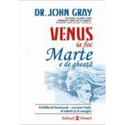 Venus ia foc, Marte e de gheata