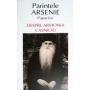 Despre armonia casniciei - Pr. Arsenie Papacioc