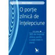 O portie zilnica de intelepciune (2 vol.)
