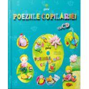 Poeziile copilariei (cu CD)