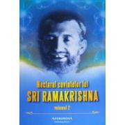 Nectarul cuvintelor lui Ramakrishna. Vol. 2