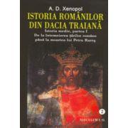 Istoria românilor din Dacia Traiana. Vol. 2 + 3