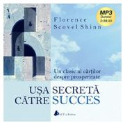 Usa secreta catre succes (CD) - Florence Scovel Shinn