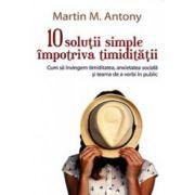 10 solutii simple impotriva timiditatii