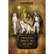 Povestile magice ale dacilor (vol. 1)