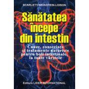 Sanatatea incepe din intestin