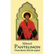 Sfantul Pantelimon mare doctor fara de arginti