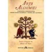 Arta alchimiei - compozitia compozitiilor - despre Piatra Filosofala - despre arta alchimiei