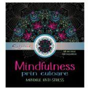 Mindfulness prin culoare - Mandale anti-stress