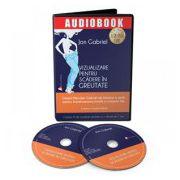 Vizualizare pentru scadere in greutate. CD MP3