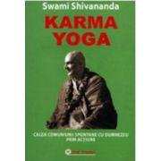 Karma Yoga - Calea comuniunii spontane cu Dumnezeu prin actiune