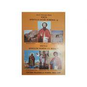 Viata Sfintului Iacob Romanul si vietile sfintilor romani cu moaste