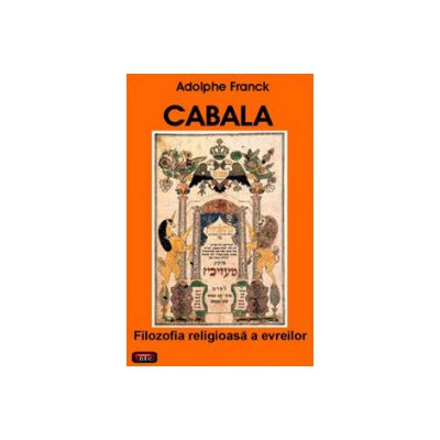 Cabala. Filozofia religioasa a evreilor