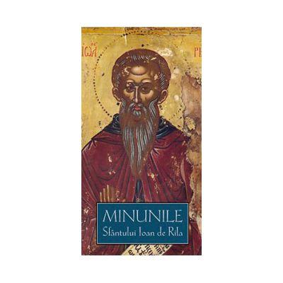 Minunile Sfantului Ioan de Rila