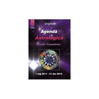Agenda astrologica. Ghidul tranzitelor