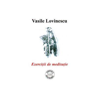 Exercitii de meditatie - Vasile Lovinescu