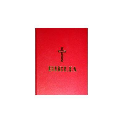 Biblia - versiunea Bartolomeu Anania