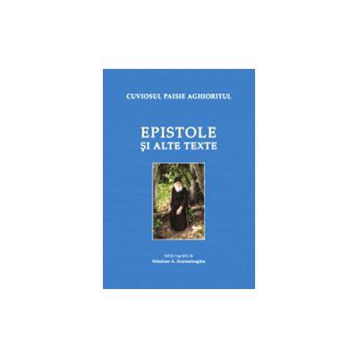 Epistole si alte texte - Cuviosul Paisie Aghioritul