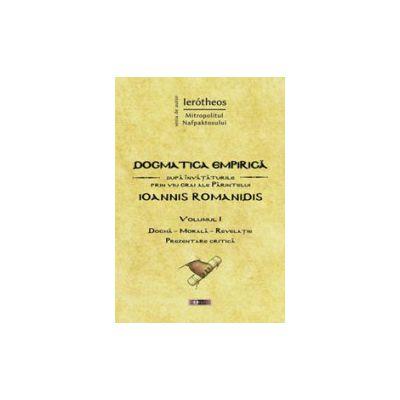 Dogmatica empirică. Vol. 1 - mitropolit Hierotheos Vlachos