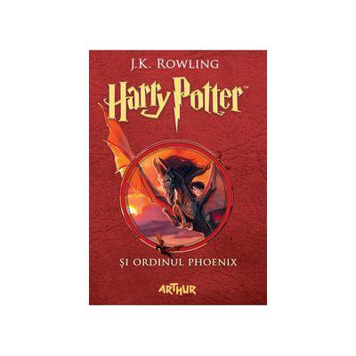 Harry Potter si Ordinul Phoenix, volumul 5