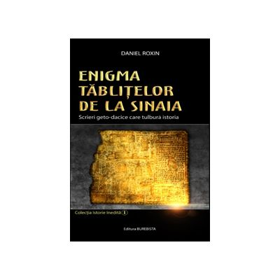 Enigma Tablitelor de la Sinaia, 1