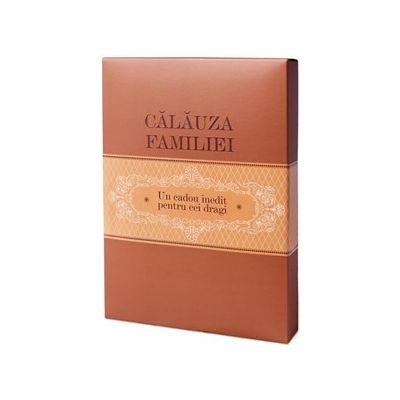 Calauza familiei - un cadou inedit pentru cei dragi