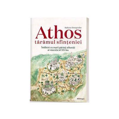 Athos taramul sfinteniei